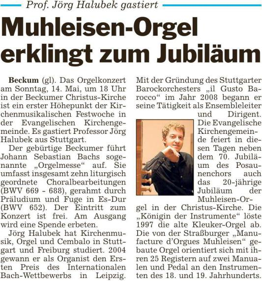 170513 Orgeljubiläum