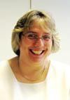 Gemeindesekretärin Bettina Stoffers
