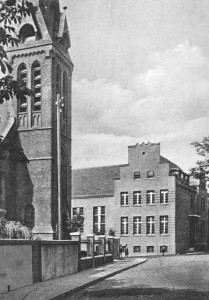 Das Evangelische Gemeindehaus