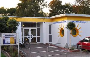 """Die Ev. Kindertagesstätte """"Katharina von Bora"""""""