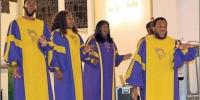 Konzert der Gospel Singers